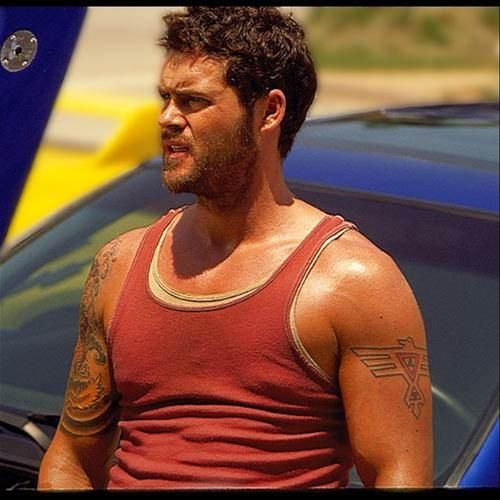 Vince from fast and furious google search fav movie for Fast and furious tattoo