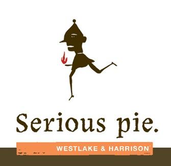 South Lake Union Pizza - Serious Pie on Westlake in Seattle - a Tom Douglas Restaurant