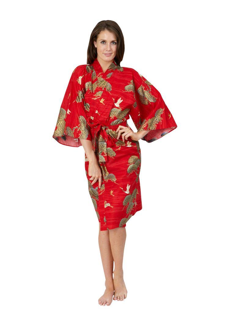 Beautiful Robes Bathrobe Kimono Robe   Fashideas.com