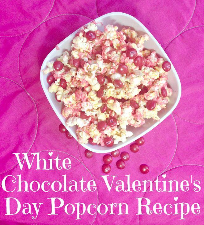 Best 25+ Valentine popcorn recipe ideas on Pinterest | Popcorn ...