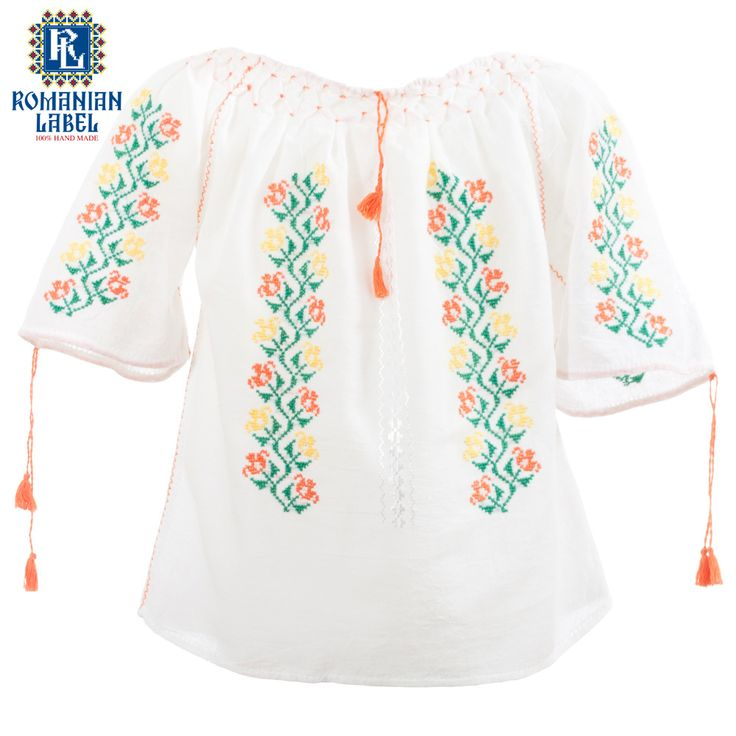 $45 You don't have to worry about your child's skin getting affected, because it will be surrounded by natural materials while wearing the traditional blouse