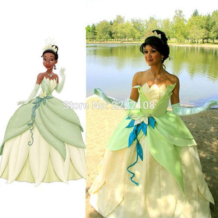 Princess Tiana Dress: 25+ Unique Princess Tiana Dress Ideas On Pinterest
