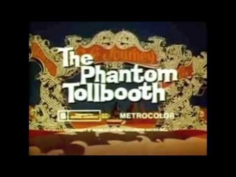 Full length live action/animation film adaptation of the book, The Phantom Tollbooth written by Norton Juster