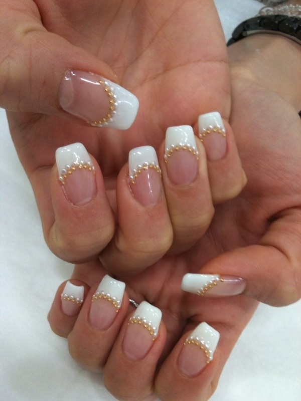 1000+ Images About Wedding Nails On Pinterest
