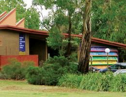 Ferntree Gully Community Arts Centre for families interested in art culture.