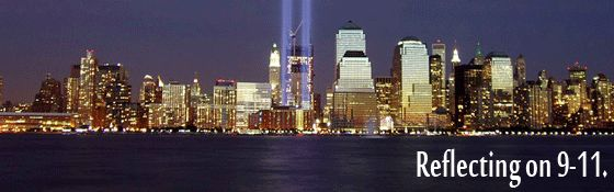 A Personal Reflection on 9-11 | Think Theology