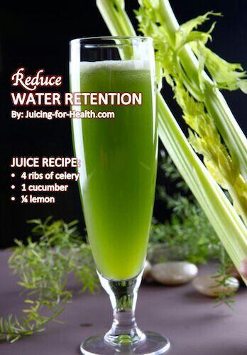 Reduce Water Retention