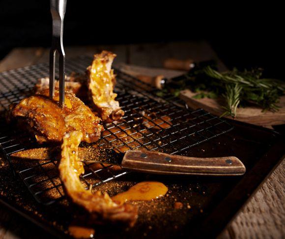 spiced rib
