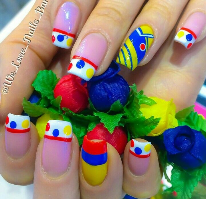 120 best uñas images on Pinterest | Cute nails, Nail art designs and ...
