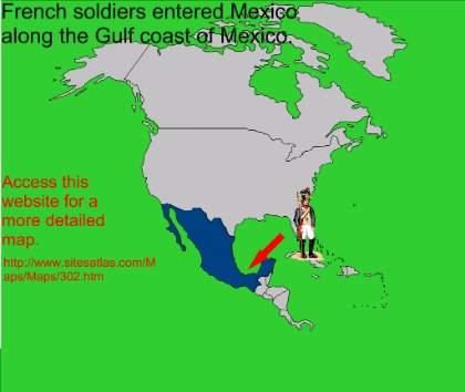 Battle of Puebla is recounted in this SMART Notebook lesson for Cinco de Mayo