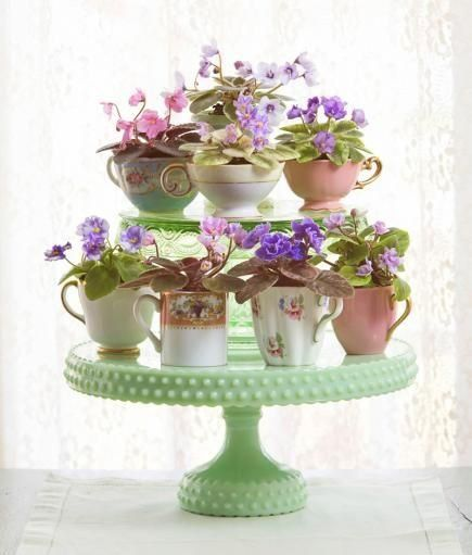 17 Best Images About Party Violets On Pinterest Indoor Kaleidoscopes And Floral Garland