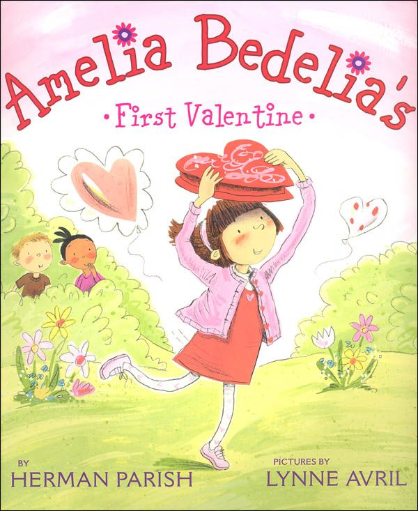 Amelia Bedelias First Valentine | Main photo (Cover)