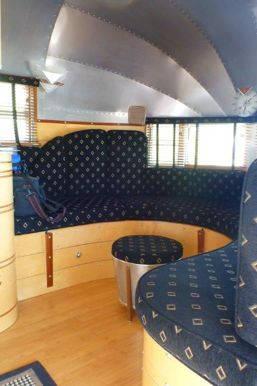 88 best airstream wrap around seating images on pinterest