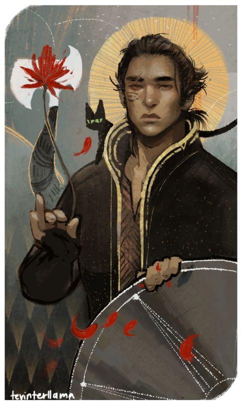 Thedas y sus reinos Bb7084b520faf121f79bd50413ae58e4--inquisition-dragon-age