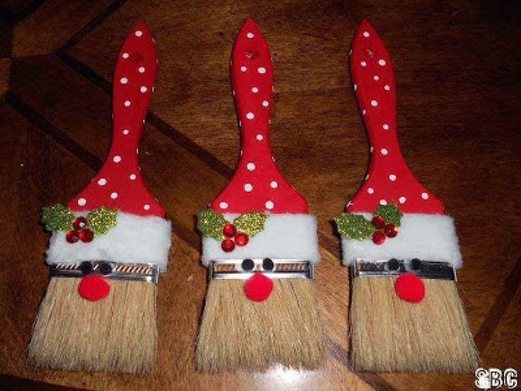 25 beste idee n over kerstman op pinterest kerst afbeeldingen sint nicolaas en vintage - Van deco ideeen ...