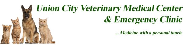 Union City Veterinary Medical Center and Emergency Clinic Logo