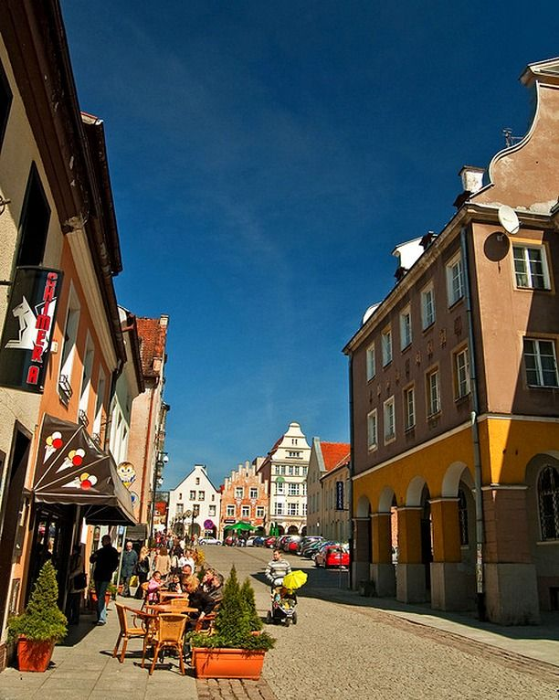 #Olsztyn, Stare Miasto