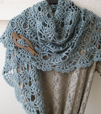 lovely shawl ...