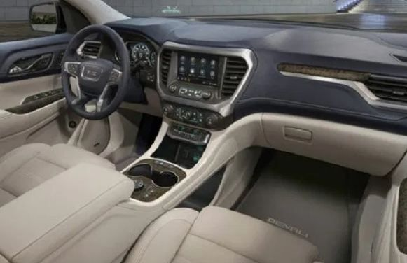 2021 Gmc Acadia Price Release Date Redesign Specs With Images