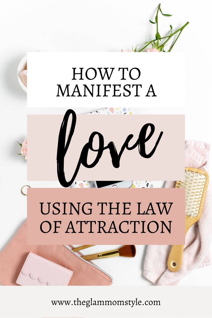 How to manifest a relationship using the law of attraction