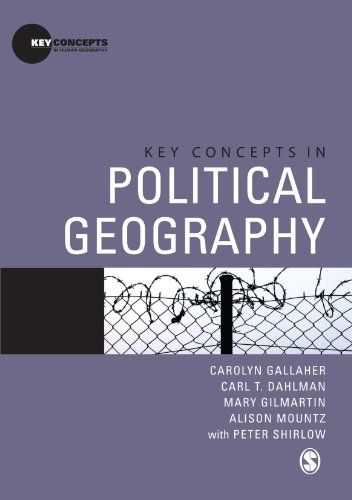 Key concepts in political geography | 311.72 GAL