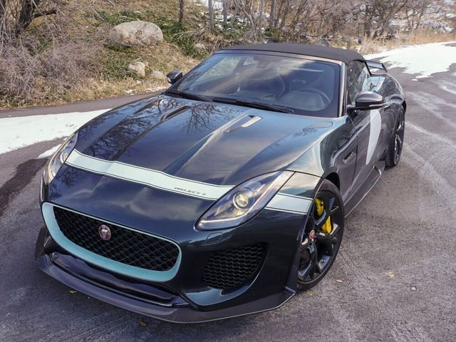 This Jaguar F Type Project 7 Is Now For Sale And It Could Be An Awesome Deal Auto Modelle Auto Taypen Das Schonste Auto In 2020 Jaguar F Type Jaguar Jaguar Convertible