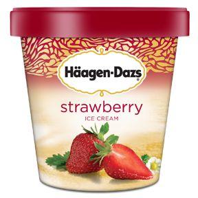 Best strawberry ice cream!