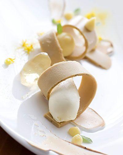 lemonpi » plated dessert