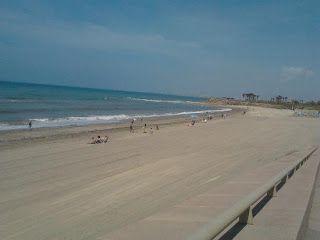 Playa El Toyo, Ameria