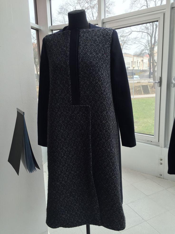 Denisa Horová Ateliér oděvní a textilní design Fakulta umění a designu UJEP #czechdesigners #fashion #textile