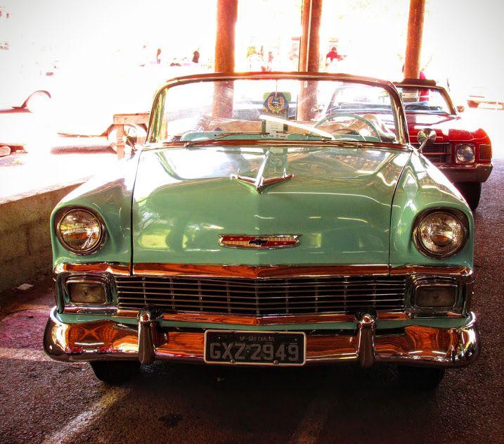Chevrolet Bel Air Conversible 1956
