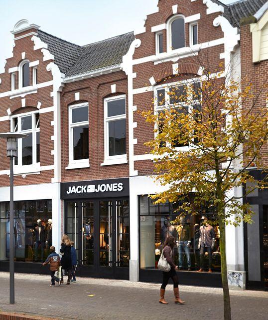 JACK & JONES shop in Zandaam, The Netherlands