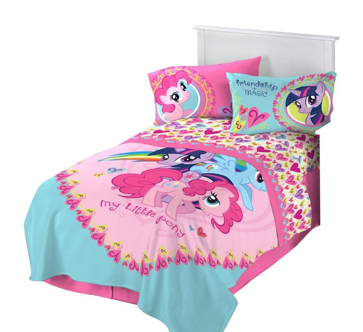 42 best My little pony room images on Pinterest | Ponies, Bedroom ...