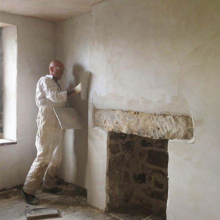 Lime Plaster Interior Wall Design Plaster House Cottage Interiors