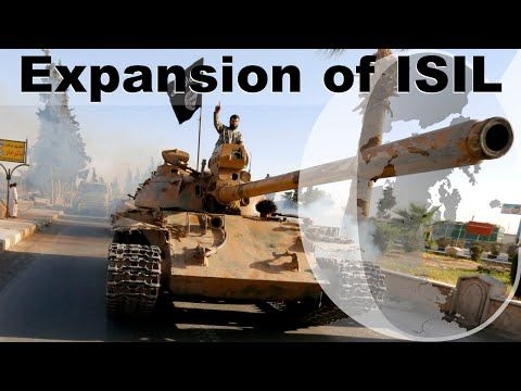 Why could 'Islamic State' (IS/ISIL/ISIS) expand so quickly? - YouTube