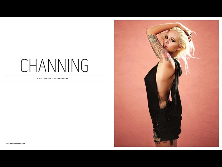 Gorgeous.  Inked Girls Magazine Photography by .:::Ian Maddox:::. http://ianmaddoxphotography.com
