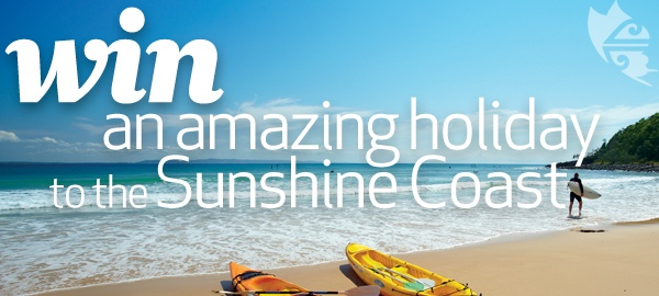 WIN: An Amazing Holiday On The Sunshine Coast! #airnzsunshine