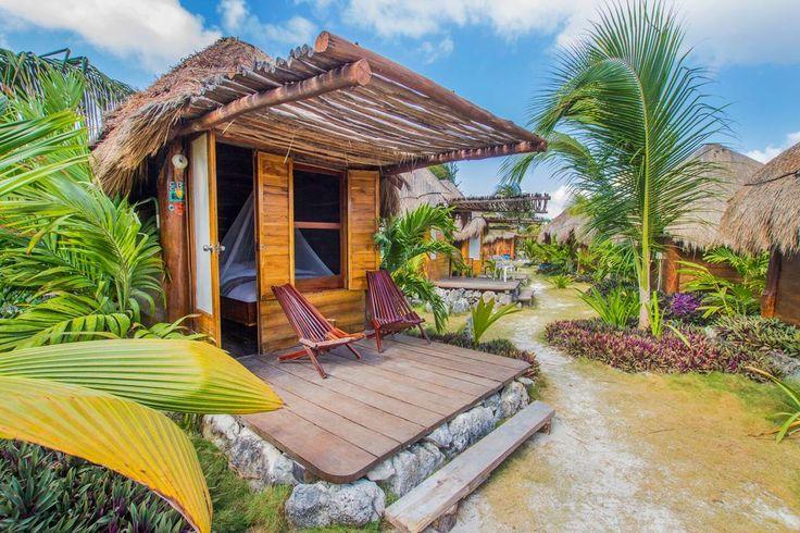 Booking.com: Koox Blue Kay Cabañas & Hostel , Mahahual, México - 207 . ¡Reserva ahora tu hotel!