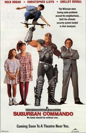 Next Week we deal with the Hulk Hogan classic Suburban Commando https://www.youtube.com/user/FlynnRicman