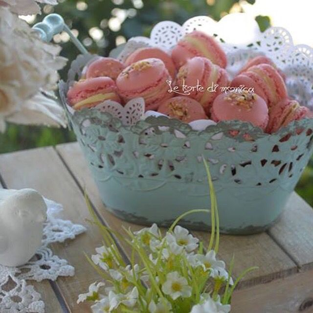Tiffany shabby party  #shabbysweettable #shabbyparty #shabby #party #pink #tiffany #compleanno #happybirthday #instafood #instadaily #TagsForLikes #soloconletortedimonica #napoli