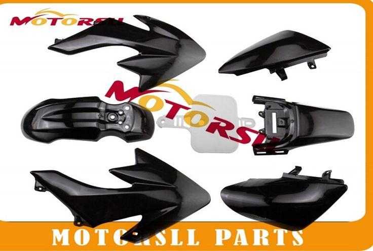 ==> [Free Shipping] Buy Best XR50 CRF50 Pit bike Body cove Plastic kit FOR Honda GPX SSR MotoX 50-125 Kayo Nitrous 125 - 160 Bosuer PITSTERPRO ATOMIK CRZ Online with LOWEST Price | 32818264908