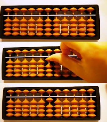 soroban abacus learning cool stuff pinterest mental maths and math. Black Bedroom Furniture Sets. Home Design Ideas