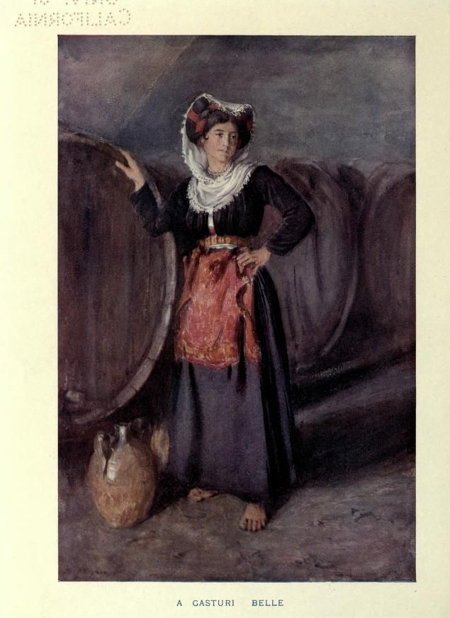 A GASTURI BELLE.                                Corfu Sophie Atkinson.                             28 November 1876 – 5 May 1972