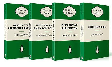 Top 50 classic crime novels
