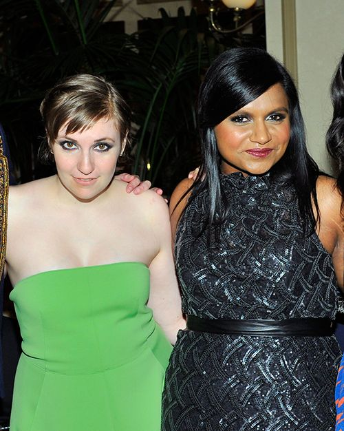 Lena Dunham Interviewed Mindy Kaling and It's Awesome: Read the 10 BestQuotes | StyleCaster