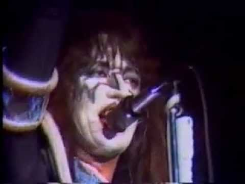 Kiss - New York Groove Live 1980
