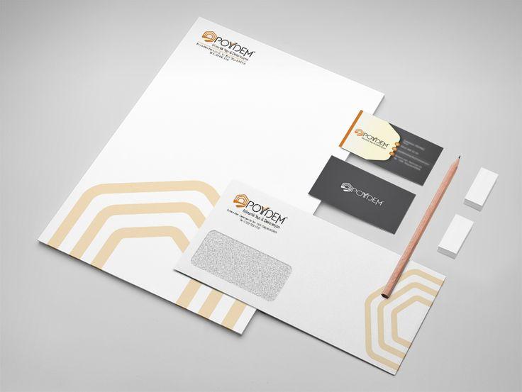Poydem Mimarlık Kurumsal Kimlik Tasarımı http://grafik15.com/calismalar/poydem-mimarlik-kurumsal-kimlik-tasarimi/