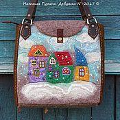 Магазин мастера Девушка N (Наташа Гурина): женские сумки