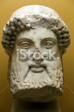 Classical sculpture, Ancient Agora of Athens, Greece