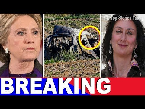 Hillary Missing After What Was Just Found On Body In Horrific Explosion, Even Dems Are Done With Her - YouTube